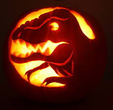 Nerdy Pumpkin Carving by T Rex Pumpkin Pattern Google Search Halloween Pinterest