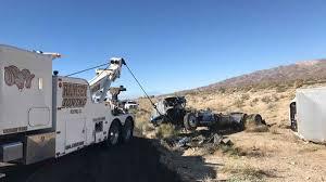 Heavy Truck Recovery | Blythe, CA And I-10 | 760-922-4161
