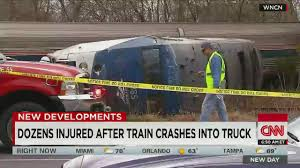 Video Shows Train Crash Into Semi Truck - CNN Video Mail Truck Crashes Through Utility Pole Into Tulsa Yard Newson6 In To Suv On Icy Winter Snow Covered City Street Video Shows Train Crash Into Semi Truck Cnn Driver In Belgium Survives The Most Deadly Of Crashes The Updated With Video Naked Waukesha Man On Lsd Flees Police To Suv Icy Winter Snow Covered City Street Cbs Baltimore Live Parkway East Reopens After Wpxi France Terrorist Attack Full Bastille Day By Abc11com India Accident Stock Photos Unbelievable Passengers Flying As