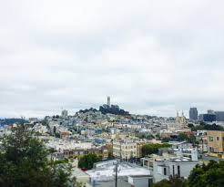 Coit Tower Murals Tour by Rooftop View Of Coit Tower Yelp