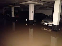 100 Vault Garage Watermain Breaks Flooding Garage At Weston Lawrence Apartment