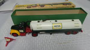 FOR SALE IN NJ 1964 MARX HESS TRUCK IN BOX ORIGINAL NEAR MINT Hess Toys Values And Descriptions Video Review Of The Toy Truck 2010 Jet Helicopter New In Box 50 Similar Items Super 2014 Space Cruiser With Scout 50th Custom Hot Wheels Diecast Cars Trucks Gas Station Texaco Value Amazoncom 1977 Tanker Toys Games Through Years Newsday 2003 Race By Year Guide This Is Where You Can Buy 2015 Fortune