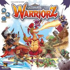 Ultimate Warriorz Review