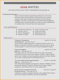 Core Qualifications Examples For Resume Best Of Collection Example ...
