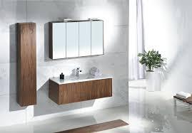 46 Inch White Bathroom Vanity by Single Bathroom Vanities Felino Modern Bathroom Vanity Set 46 5