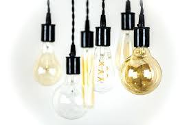 Plug In Hanging Lights Vintage Swag Light Ceiling Fixture Chain Pendant Dining Room Lamps