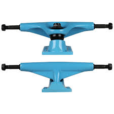 Tensor Trucks 5.5 Blue Magnesium Pair