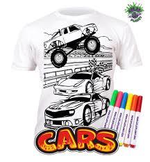 100 Monster Truck Shirts Splat Planet Cars Tshirt Age 78