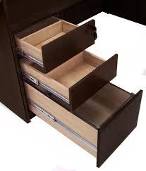 Techni Mobili L Shaped Computer Desk by Veneer L Shaped Reception Desk