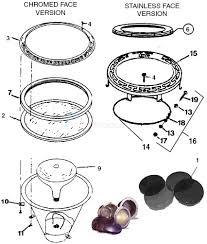 pentair amerlite pool light parts inyopools