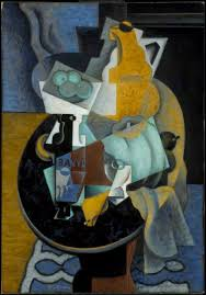 Picasso Still Life With Chair Caning Analysis by Still Life Wikipedia