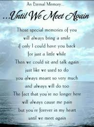 Quotes fort After Death janet ragoo Pinterest