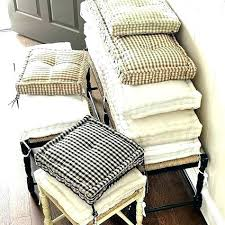 Pier One Kitchen Chair Cushions by Furniture Dining Room Chair Cushions Pier One Medium Size Of