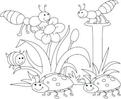 Summer Coloring Pages For Kindergarten Archives And Page Seasons Color Cool Cat In The