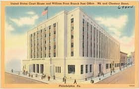 U S post office and federal court house