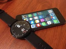 Android Wear en iOS Moto 360