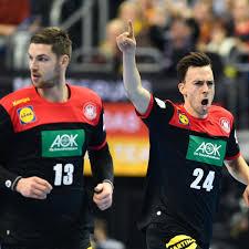 HandballWM Deutschland Feiert Klaren Auftaktsieg Gegen Korea