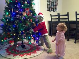 The Grinch Xmas Tree by Fyi On Rach And Ry The Noah Who Stole Christmas