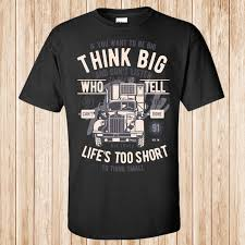 Short Sleeve Tshirt Fashion Think Big Truck T Shirt R Shirt ... Tshirt Label Design With Fire Truck Royalty Free Vector Matt Crafton Ford Truck Tshirt Official Website Of Vintage Christmas Classic T Shirt Tree By Spreadshirt Blippi Tractor For Children Cute Pumpkin Gift Halloween Truckfl 70s Chevrolet Jersey Small Tee 79 Patch Black Kenworth Trucks Mens T660 660 Semi Shirts Ipdent 88 Tc Skate Asphalt Skate Clothing Fair Game Mans Best Friend Blue F150 Jegs Apparel And Colctibles 18016 Cody Coughlin 2 Master Shredder Dirty Grass Soul The Tshirts