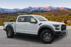 100 Trucks For Sale In Colorado Springs PreOwned 2018 D F150 Raptor Crew Cab Pickup In
