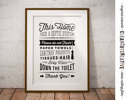 Kitchen Sink Drama Pdf by 26 Best Sign For Septic Toilet Images On Pinterest Bathroom