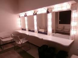 Vanity Table With Lights Around Mirror by Dressing Room Mirror With Lights Around U2013 Decorin