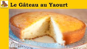 dessert au yaourt nature un gateau au yaourt nature secrets culinaires gâteaux et