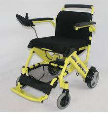 the fold n go wheelchair vs the air hawk wheelchair