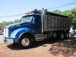 100 Kenworth Dump Truck 2016 KENWORTH T880 Clarksburg NJ 5004042453