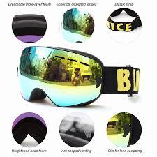 children ski boys girls kids ski goggles snowboard ski glasses