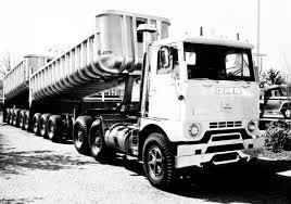 100 65 Gmc Truck 1960 GMC DFW7000