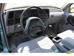 1994 Mazda B-Series Truck B3000 SE Regular Cab Interior Color Photos ...