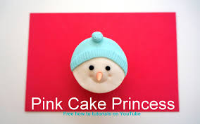Frosty Snowman Christmas Tree Topper by Frosty The Snowman Christmas Cupcake How To Tutorial Youtube