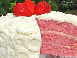 Amazing homemade Strawberry Cake Recipe by MyCakeSchool Wonderful strawberry flavor and ultra moist