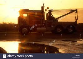 Kenworth Cab Over Tow Truck Stock Photo: 29006410 - Alamy