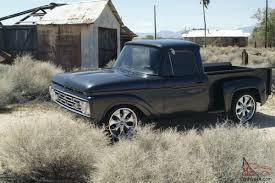 Custom 1961-'66 Ford Truck- 1964 F-100 | Blue Oval '64 To '66 Truck ... 66 Ford F100 1960s Pickups By P4ul F1n Pinterest Classic Cruisers Black Truck Car Party Favors Tailgate Styleside Dennis Carpenter Restoration Parts 1966 F150 Best Image Gallery 416 Share And Download 19cct14of100supertionsallshows1966ford Hot F250 Deluxe Camper Special Ranger Enthusiasts Forums Red Rod Network Trucks Book Remarkable Free Ford Coloring Pages Cruise Route In This Clean Custom 1972 Your Paintjobs Page 1580 Rc Tech Flashback F10039s New Arrivals Of Whole Trucksparts Or