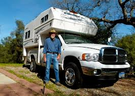 Truck Campers: Getting More In RV Travels - Rolling Homes - - GrooveCar