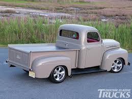 1951 Ford F-1 - Hot Rod Network Flashback F10039s New Arrivals Of Whole Trucksparts Trucks Or Classic Car Parts Montana Tasure Island Find The Week 1951 Ford F1 Marmherrington Ranger Big Truck Envy Chucks F7 Coleman Enthusiasts Forums Interior Cars Gallery Chevygmc Pickup Brothers Brandons 51 F2 Ford Truck Mark Traffic Trail Fords Turns 65 Hemmings Daily