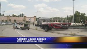 Truck Accident Causing Trouble For Drivers In Augusta