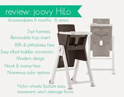 Joovy High Chair Nook by I Love You More Than Carrots An All In One High Chair With Modern