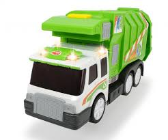 100 Garbage Trucks In Action Toys Video