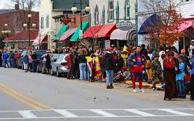 Little Five Points Halloween Parade by America U0027s Best Towns For Halloween Travel Leisure