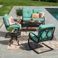 sonoma goods for life claremont swivel patio chair 2 piece set