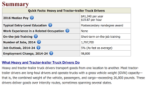 100 Truck Driving Pay Self S Timelines And Developments Emerj