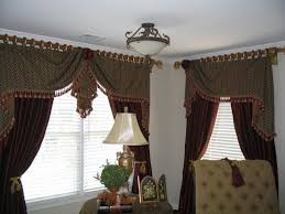Swag Curtains For Living Room by 288 Best Curtains Swags U0026 Jabots Images On Pinterest Curtain