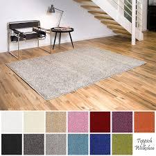 flauschige hochflor teppiche für wohnzimmer küche flur