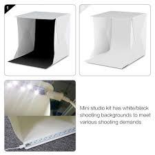 100 Studio Tent Portable Folding Lightbox Photo Kit Products