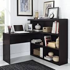 Altra Chadwick Collection L Shaped Office Desk by Altra Chadwick Collection L Desk Nightingale Black Staples