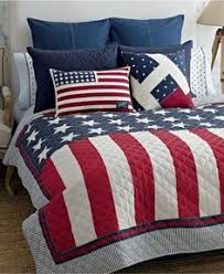 American Flag Quilt I Think So