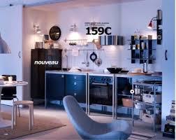cuisine esprit loft ikea udden black kitchens lofts and